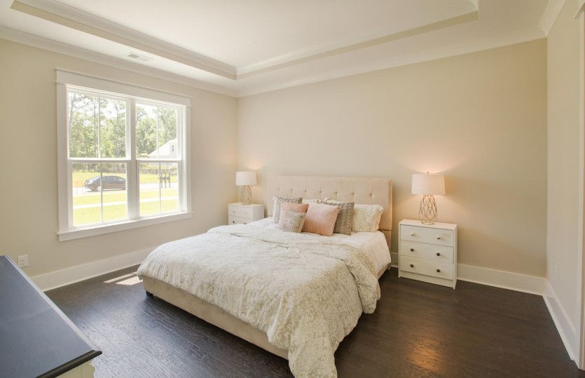 Bedroom featured in the Preston By John Wieland Homes in Charleston, SC