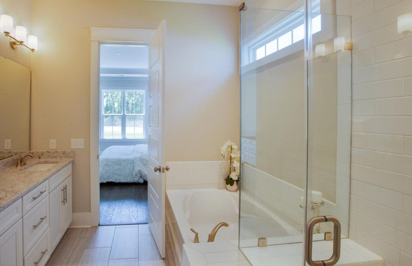 Bathroom featured in the Preston By John Wieland Homes in Charleston, SC