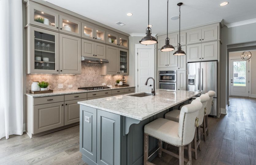 Kitchen featured in the Lanier By John Wieland Homes in Charleston, SC