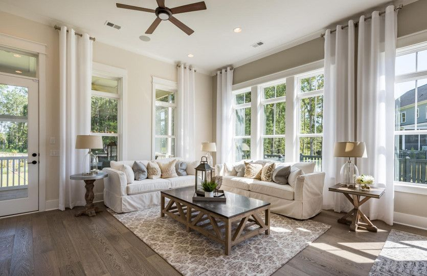 Living Area featured in the Lanier By John Wieland Homes in Charleston, SC