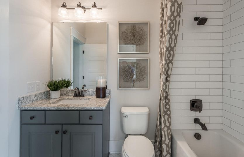 Bathroom featured in the Lanier By John Wieland Homes in Charleston, SC