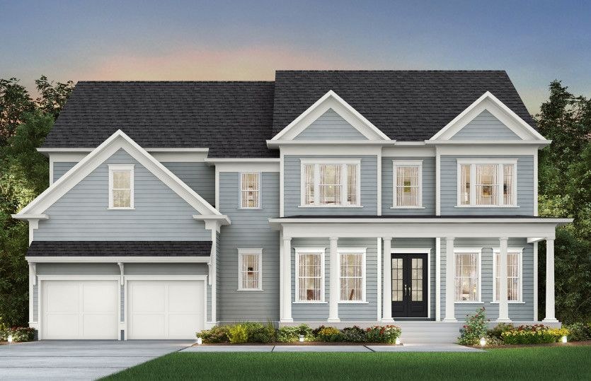Exterior featured in the Mercer - Dock Lot By John Wieland Homes in Charleston, SC