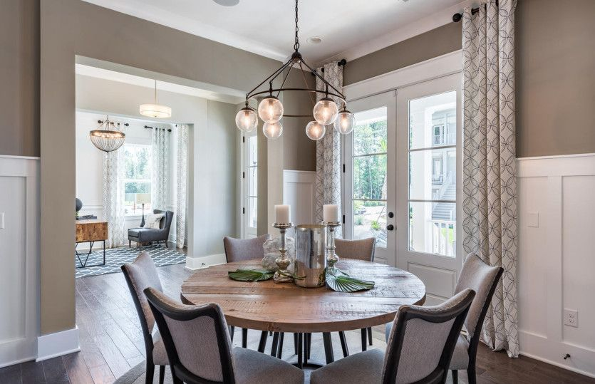 Kitchen featured in the Mercer - Dock Lot By John Wieland Homes in Charleston, SC