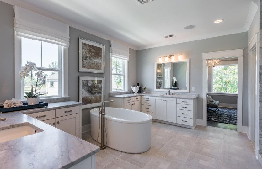 Bathroom featured in the Mercer - Dock Lot By John Wieland Homes in Charleston, SC