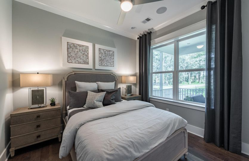 Bedroom featured in the Mercer - Dock Lot By John Wieland Homes in Charleston, SC
