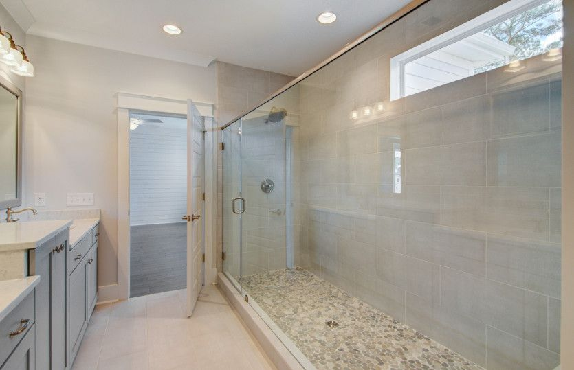 Bathroom featured in the Calder By John Wieland Homes in Charleston, SC