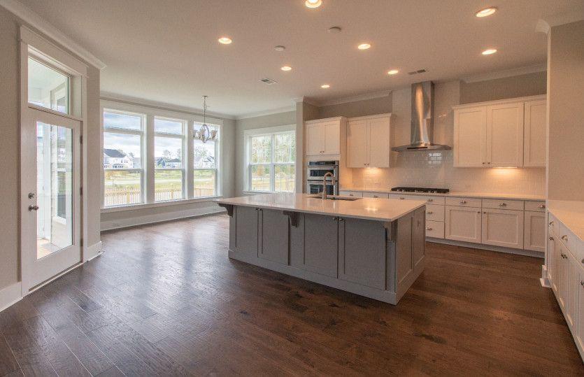 Kitchen featured in the Darien By John Wieland Homes in Charleston, SC