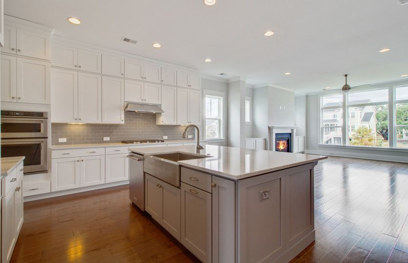 Kitchen featured in the Foster By John Wieland Homes in Charleston, SC