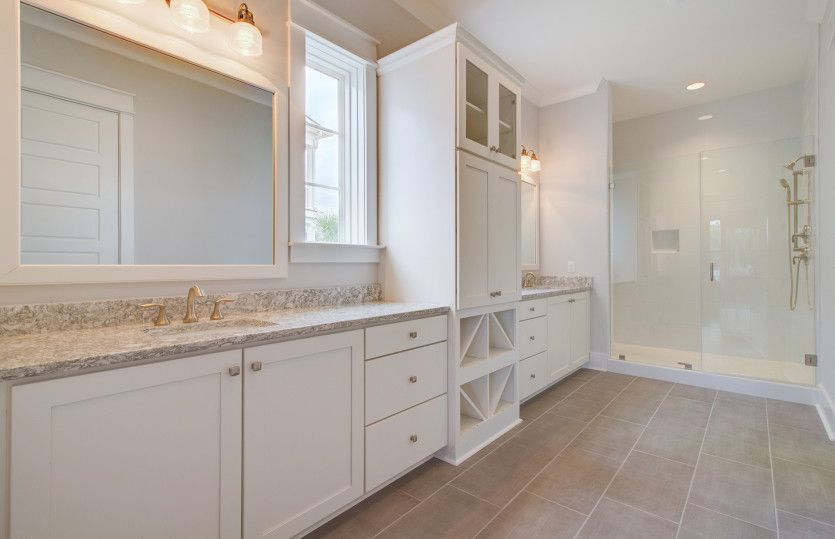 Bathroom featured in the Foster By John Wieland Homes in Charleston, SC