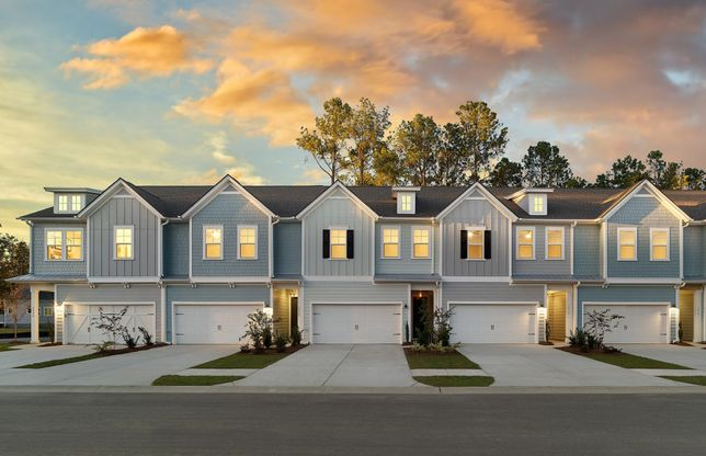 Exterior:Cooper Townhomes