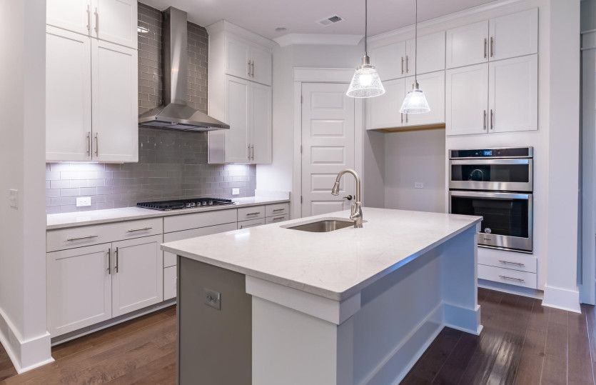 Kitchen featured in the Ward By John Wieland Homes in Charleston, SC