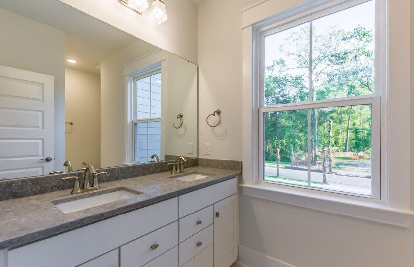 Bathroom featured in the Ward By John Wieland Homes in Charleston, SC