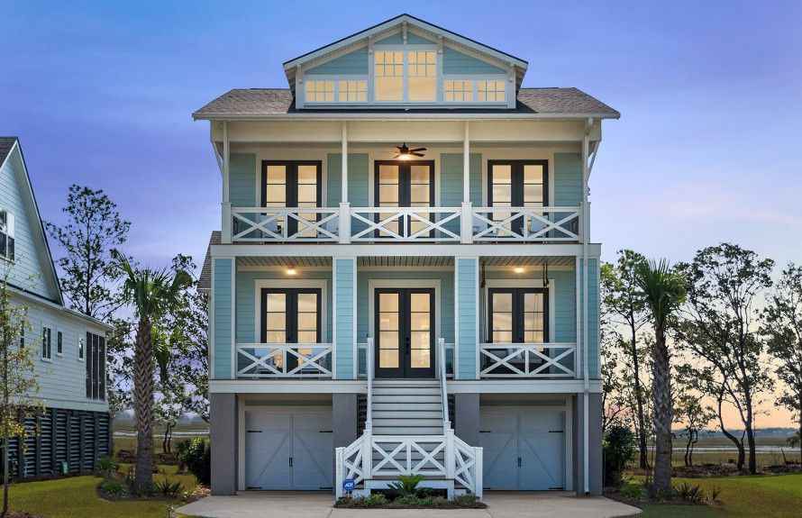 'Dunes West Dock Lot Collection' by JW Homes - South Carolina - Charleston in Charleston