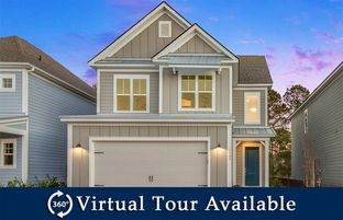 Jamison - Dunes West Discovery Collection: Mt Pleasant, South Carolina - John Wieland Homes
