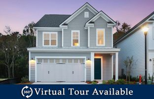 Preston - Dunes West Discovery Collection: Mt Pleasant, South Carolina - John Wieland Homes