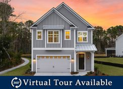 Thompson - Dunes West Discovery Collection: Mt Pleasant, South Carolina - John Wieland Homes