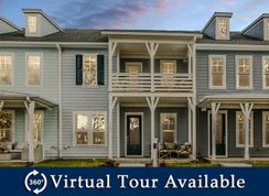 Wando - Dunes West Townhome Collection: Mt Pleasant, South Carolina - John Wieland Homes
