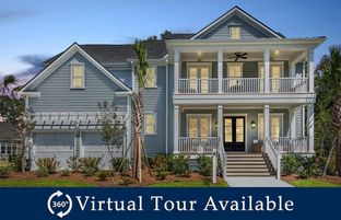 Mercer - Dock Lot - Dunes West Dock Lot Collection: Mt Pleasant, South Carolina - John Wieland Homes
