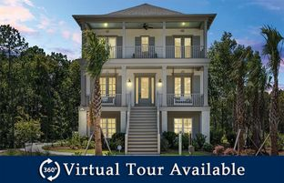 Carter - Dunes West Drive Under Collection: Mt Pleasant, South Carolina - John Wieland Homes