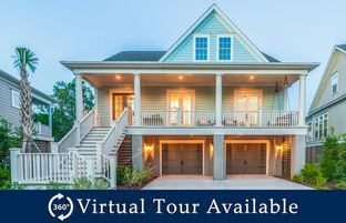Faulkner - Dunes West Drive Under Collection: Mt Pleasant, South Carolina - John Wieland Homes