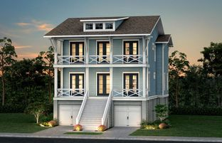 Chesapeake - Wando Village: Charleston, South Carolina - John Wieland Homes