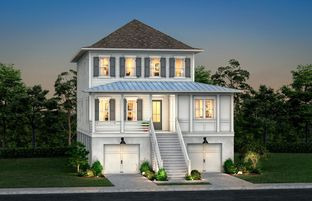 Mallard - Dock - Wando Village: Charleston, South Carolina - John Wieland Homes