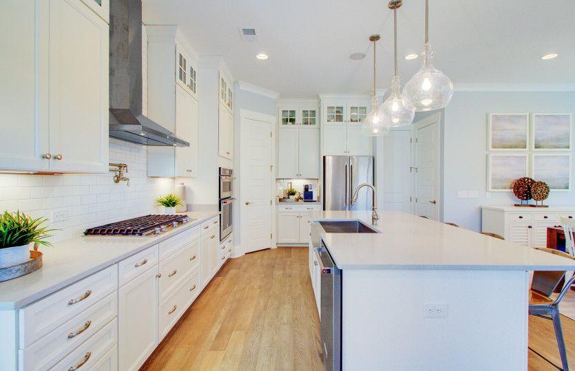 Kitchen featured in the Mallard - Dock By John Wieland Homes in Charleston, SC
