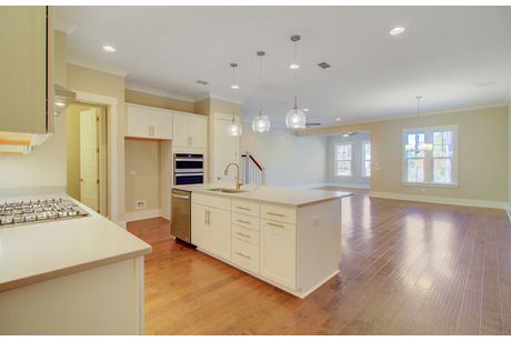Kitchen-in-Cooper Townhome-at-Dunes West Golf and River Club-in-Mount Pleasant