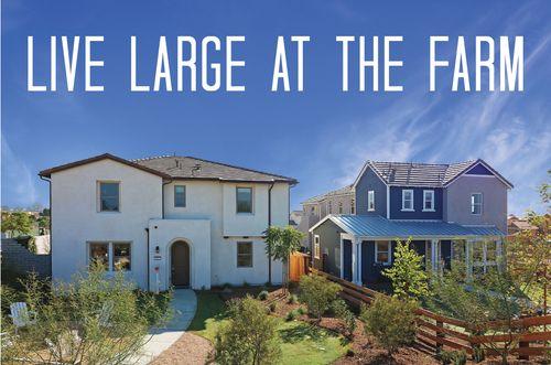 The Farm By Williams Homes In Ventura California