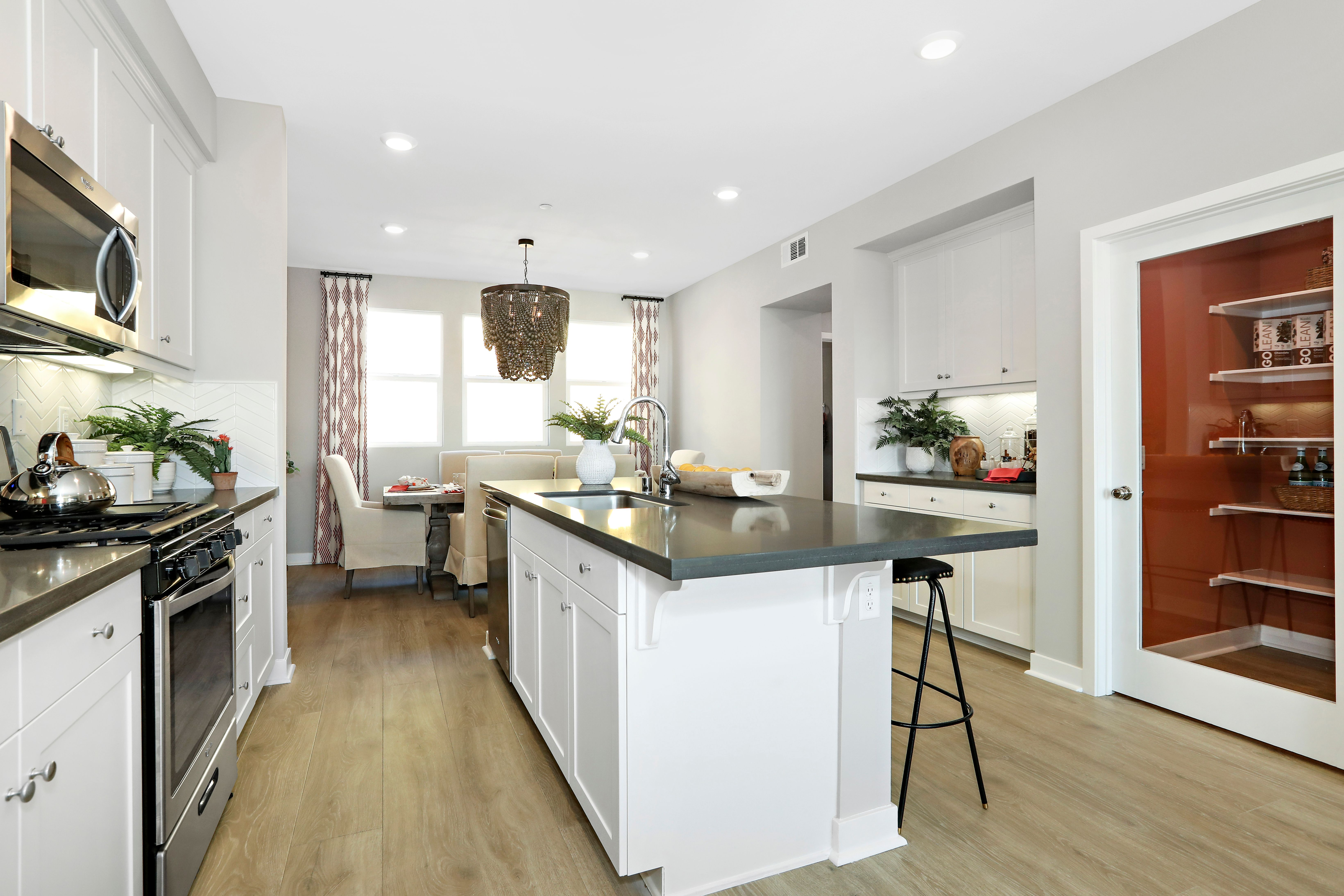 Kitchen-in-Residence Two-at-Tovara West-in-Sylmar
