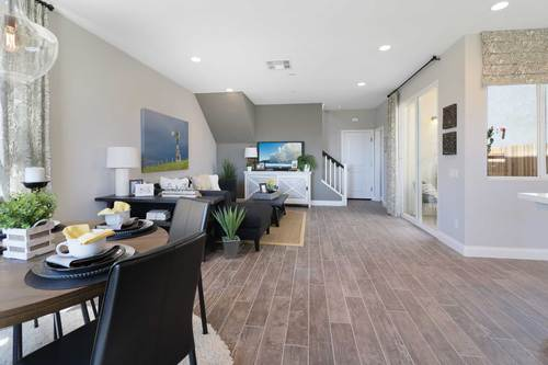 Greatroom-and-Dining-in-Plan 2-at-The Gardens-in-Santa Maria