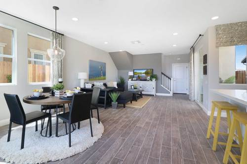 Dining-in-Plan 2-at-The Gardens-in-Santa Maria