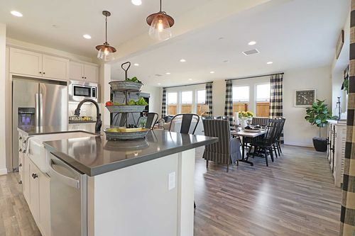 Greatroom-and-Dining-in-Plan 1-at-The Farm-in-Ventura
