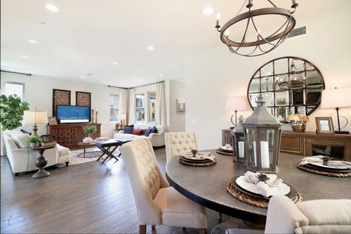 Greatroom-and-Dining-in-Plan 2-at-The Farm-in-Ventura