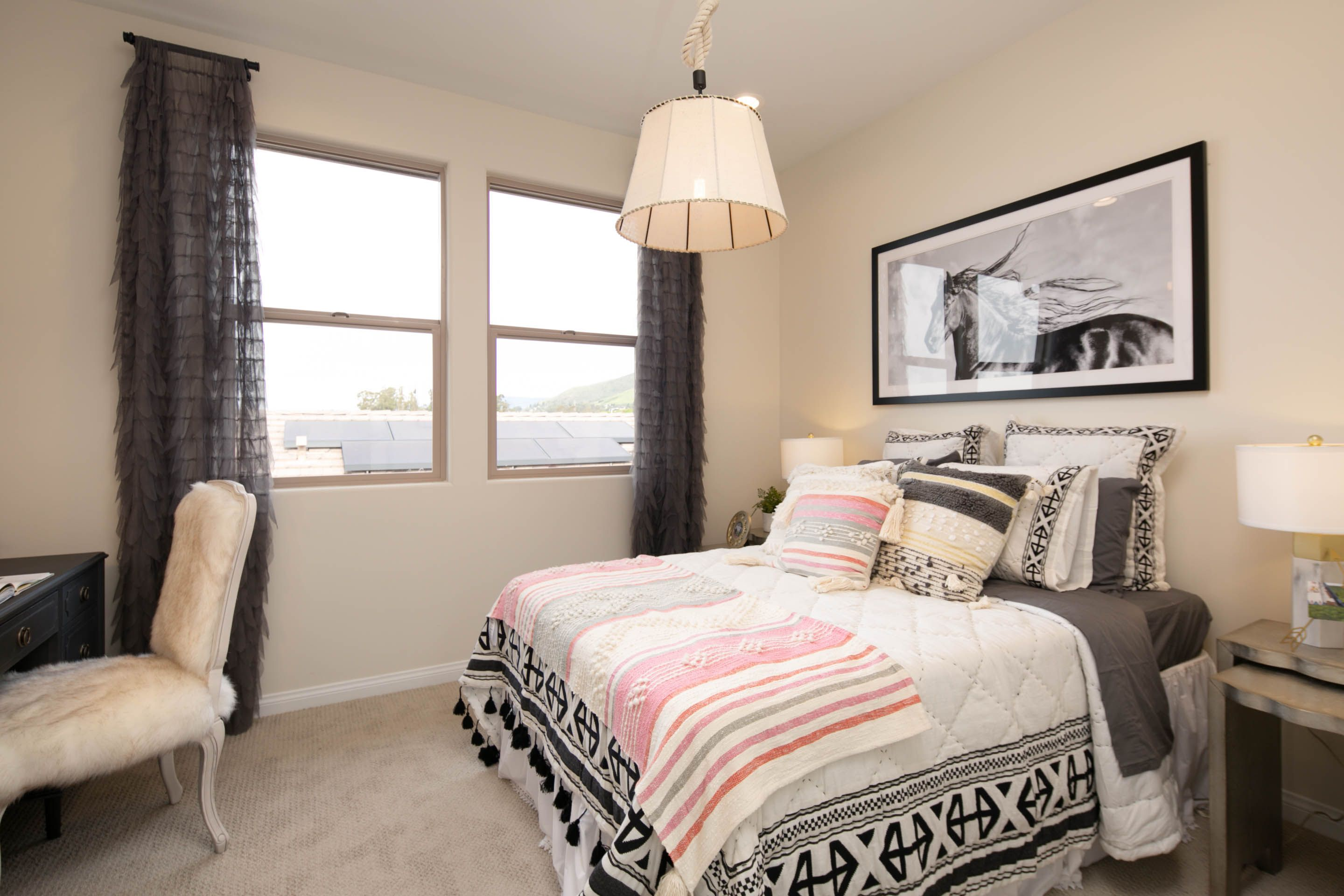 Bedroom featured in the Residence Two By Williams Homes in San Luis Obispo, CA