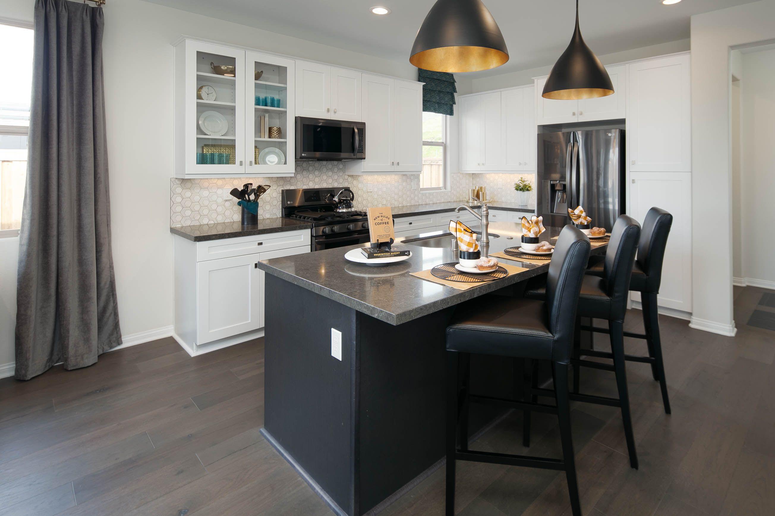 Kitchen-in-Residence One-at-Righetti-in-San Luis Obispo