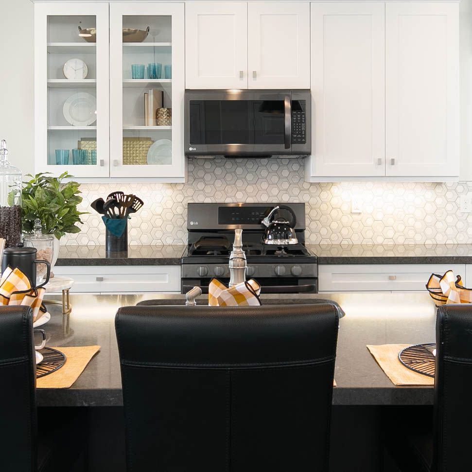 Kitchen featured in the Residence One By Williams Homes in San Luis Obispo, CA