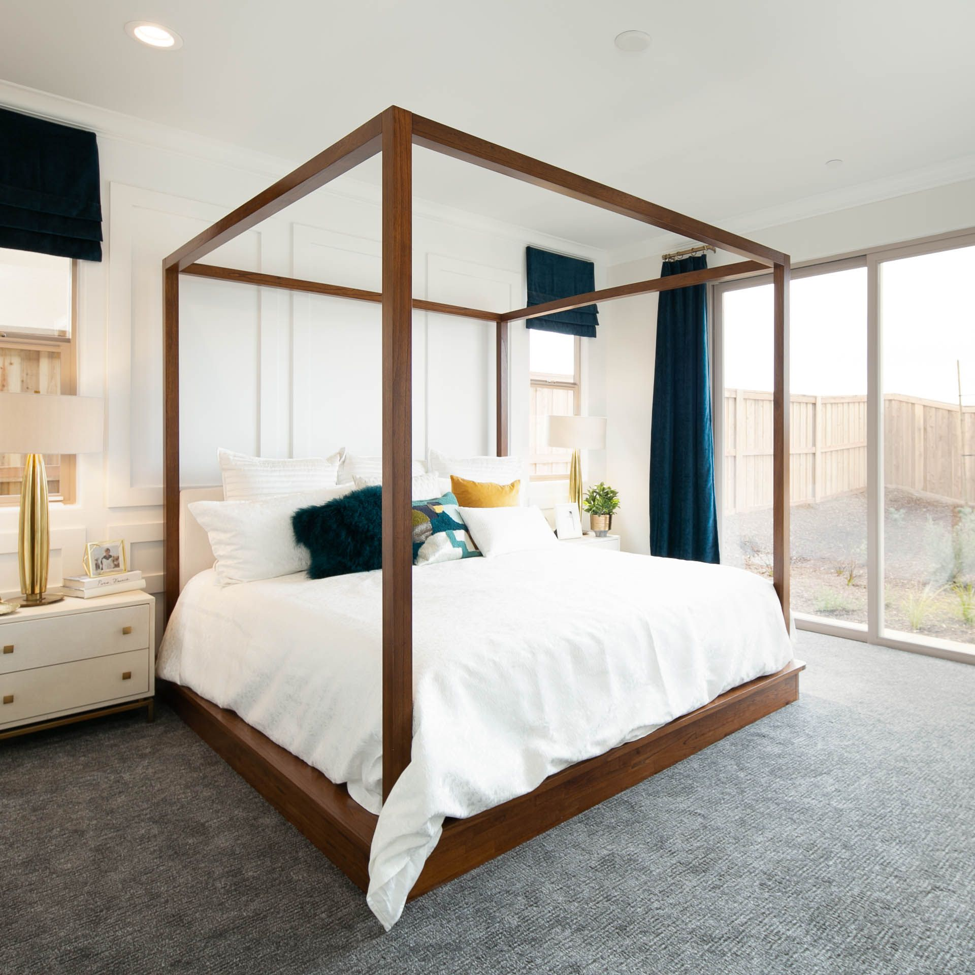 Bedroom featured in the Residence One By Williams Homes in San Luis Obispo, CA