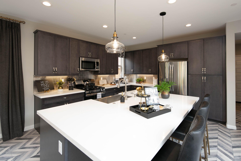 Kitchen-in-Residence Two-at-Righetti-in-San Luis Obispo