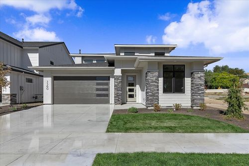 Forsythia Place by Williams Homes in Boise Idaho
