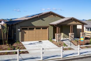 Residence One - Righetti: San Luis Obispo, California - Williams Homes
