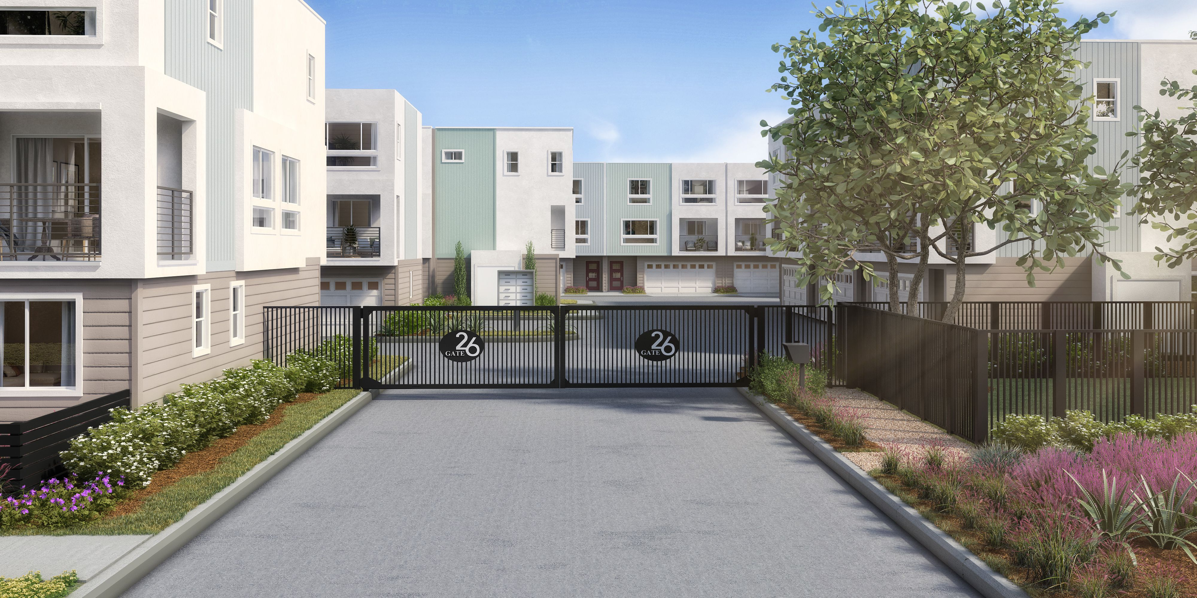 'Gate 26' by Williams Homes in Los Angeles