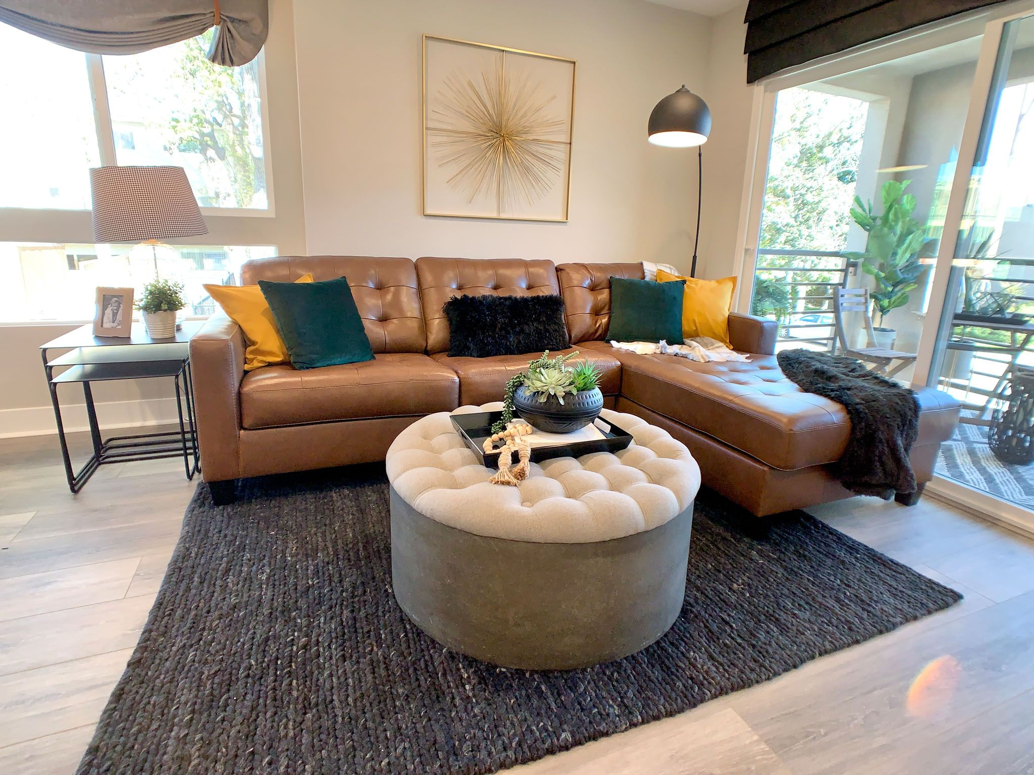 Living Area featured in the Plan Two By Williams Homes in Los Angeles, CA