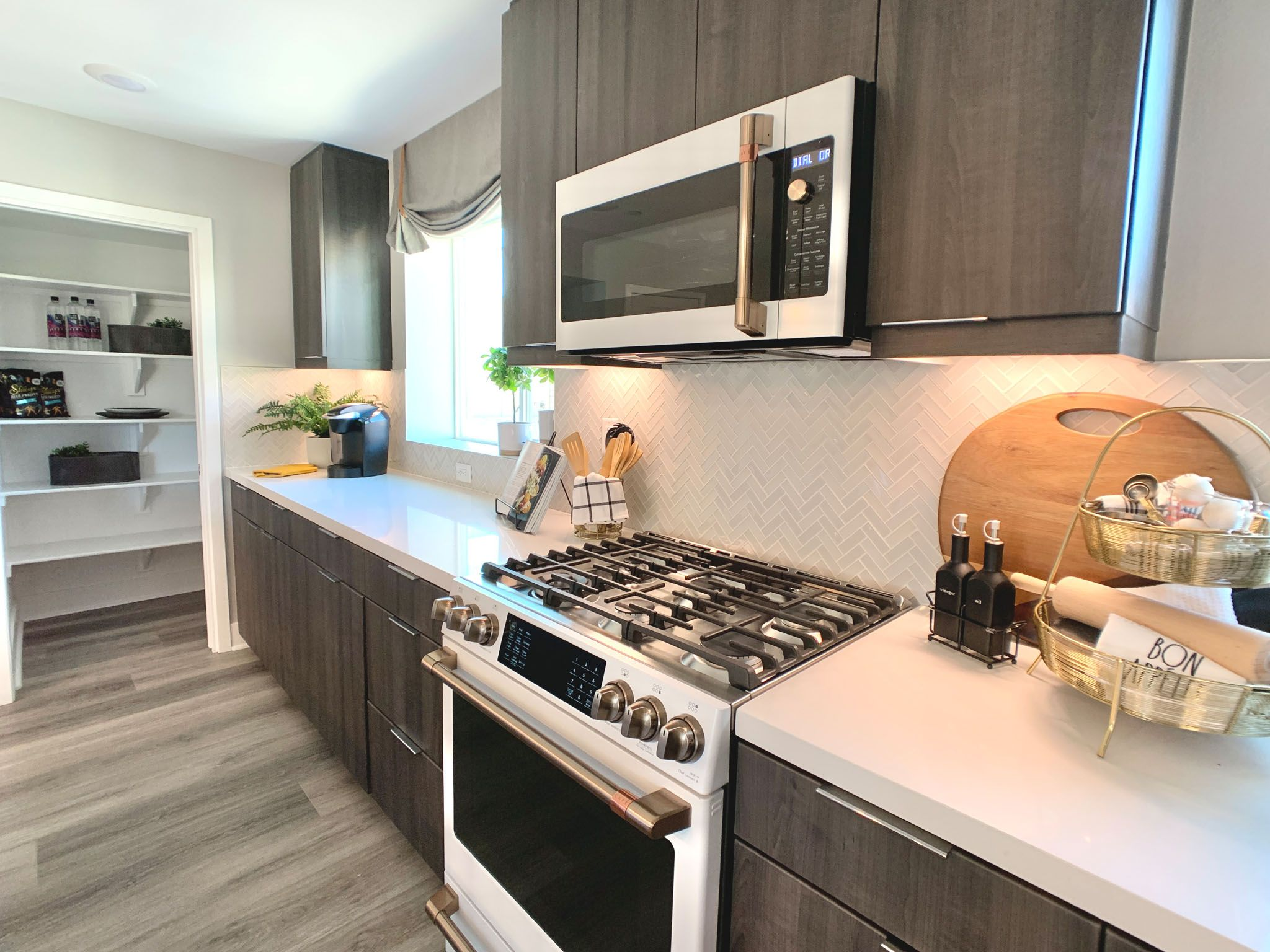 Kitchen featured in the Plan Two By Williams Homes in Los Angeles, CA