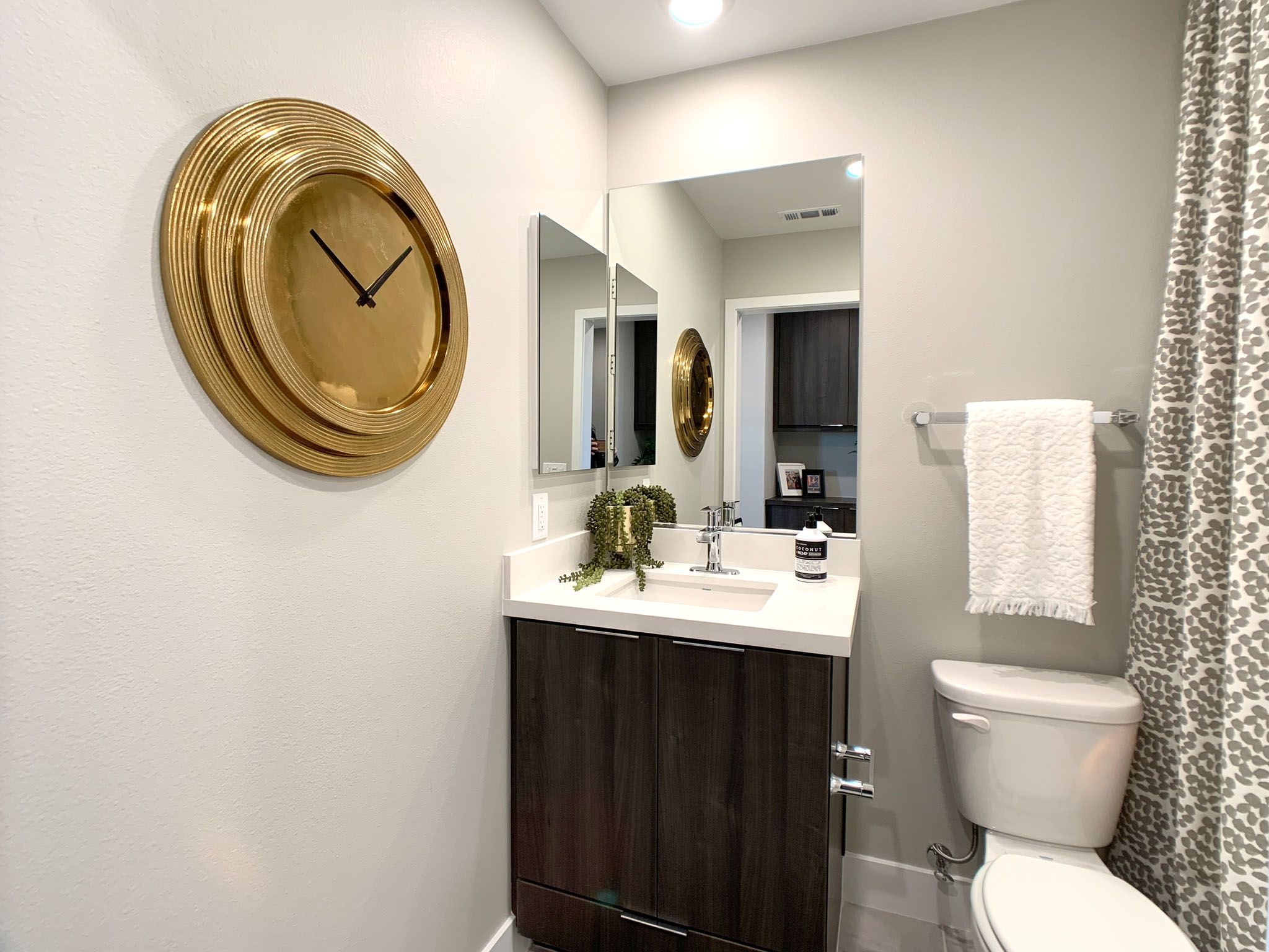 Bathroom featured in the Plan Two By Williams Homes in Los Angeles, CA