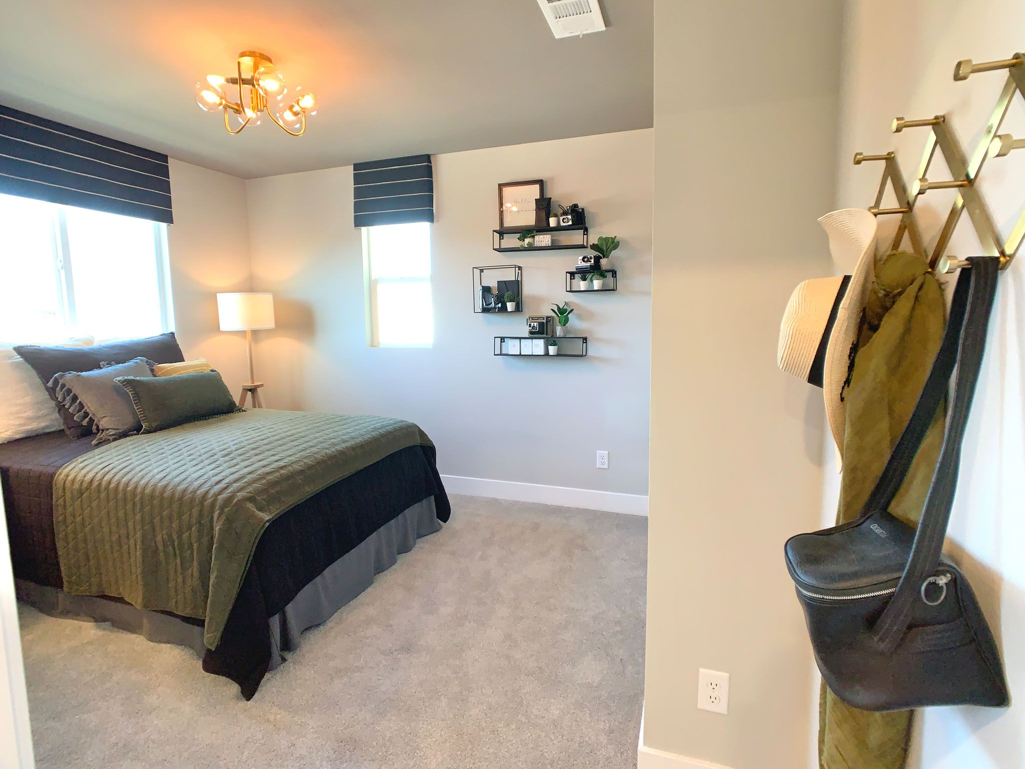 Bedroom featured in the Plan Two By Williams Homes in Los Angeles, CA