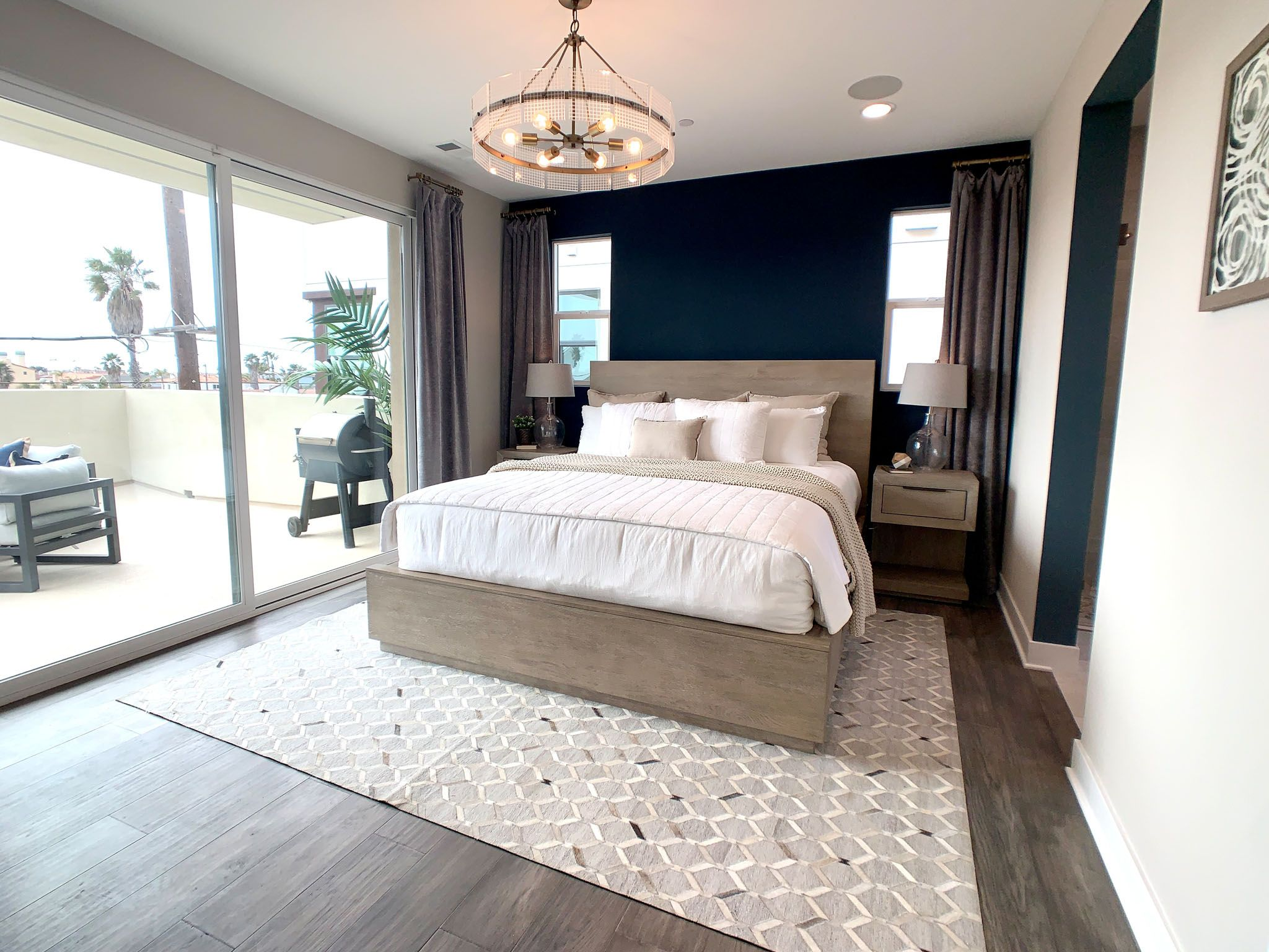 Bedroom featured in the Plan Three By Williams Homes in Los Angeles, CA