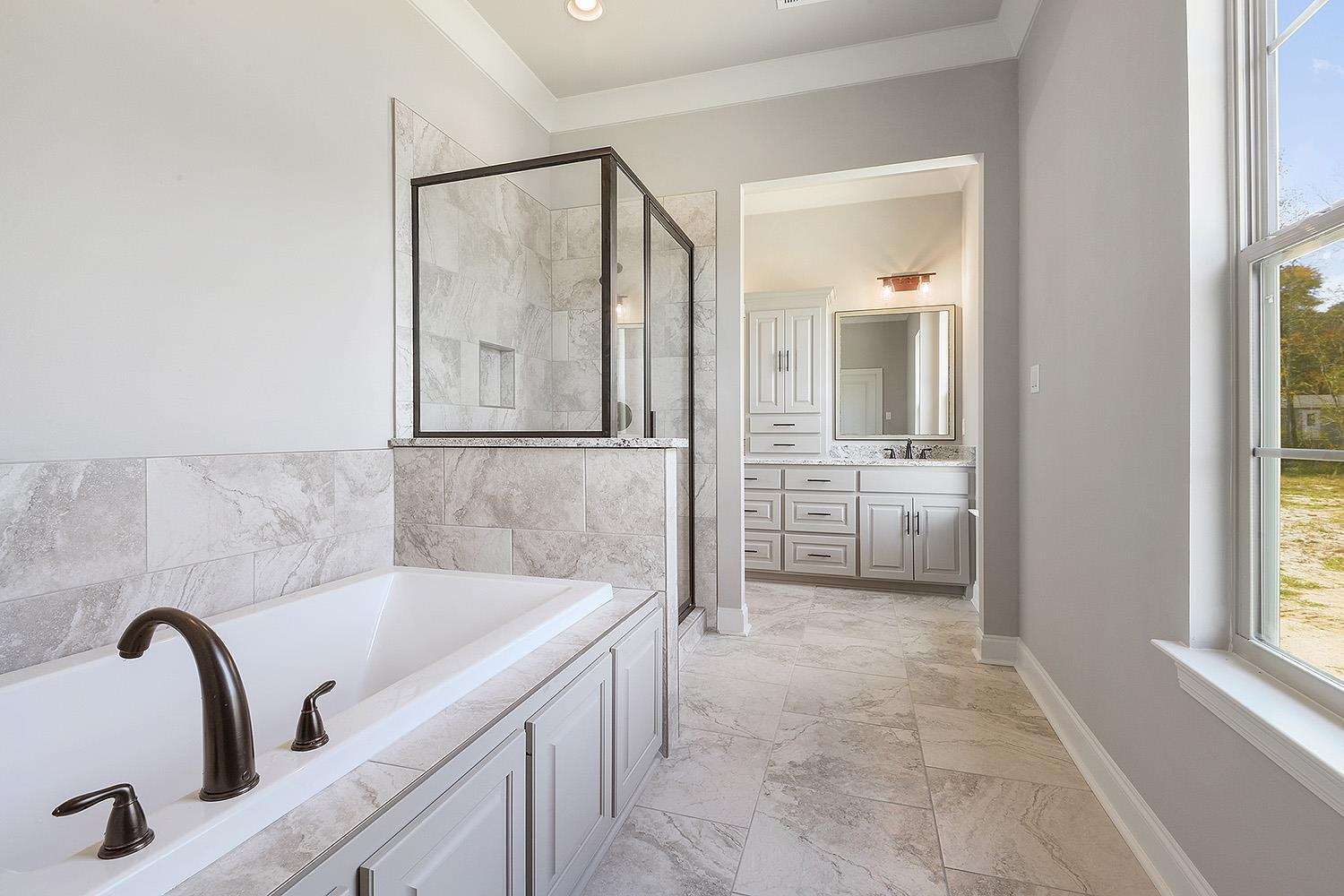 Bathroom featured in the Macon II By Willie & Willie  in Baton Rouge, LA