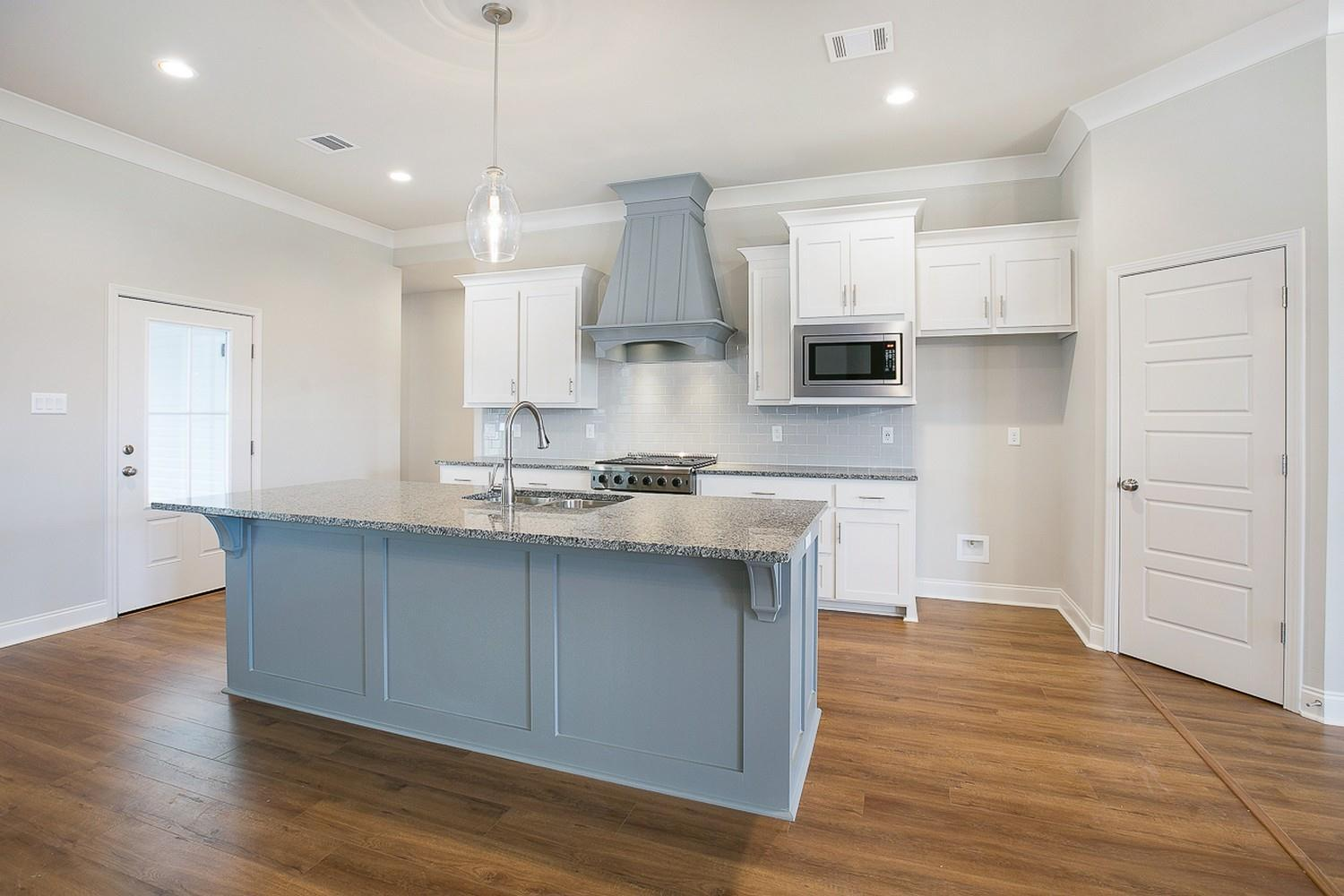 Kitchen featured in the Wellington I By Willie & Willie  in Baton Rouge, LA