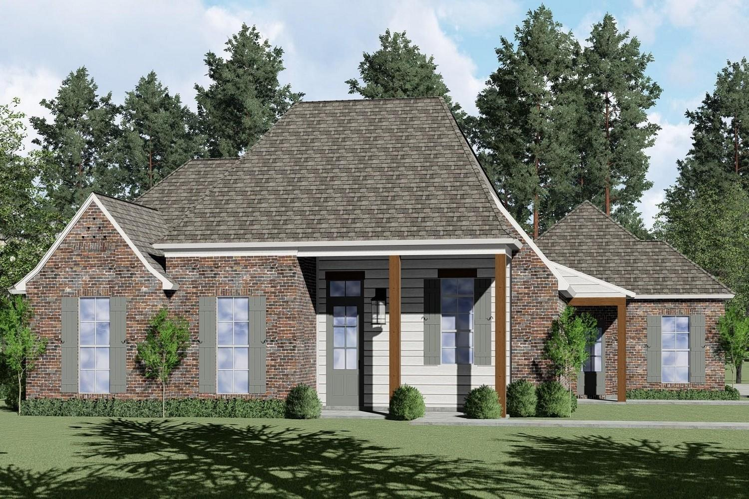 Exterior featured in the Savoy II By Willie & Willie  in Baton Rouge, LA